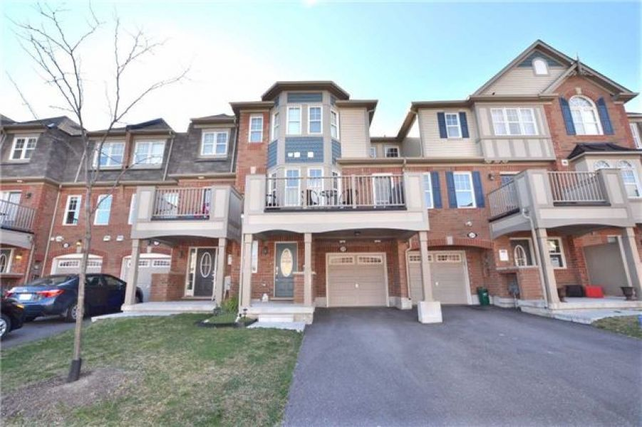 2 Bedroom Freehold Village Town Home for Sale in Harrison, Milton