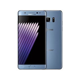 Samsung Galaxy Note 7 N9300 Factory Unlocked Smartphone, Blue Coral 64GB