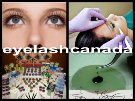 Join Canada's first online Eyelash training