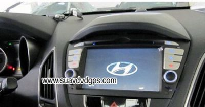 Hyundai Tucson 2010/Hyundai IX35 factory OEM radio Car DVD player TV,GPS navigation CAV-ix35