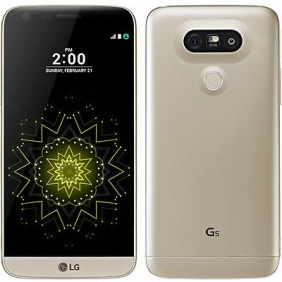 New Genuine LG G5 32GB, Gold (LGH850, SIM Free/Unlocked)