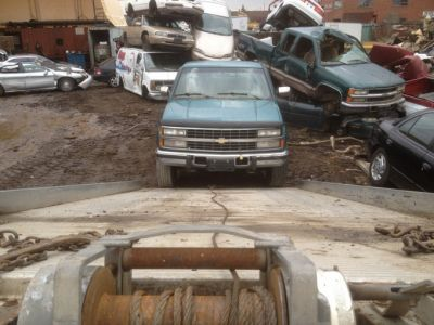 AAA Junkyard Vehicle Towing