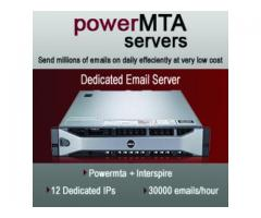 Our Power MTA Servers. Send Millions of emails daily efficiently at low cost!