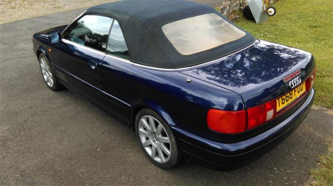 Used 1997 Audi A3 1.8 available for free
