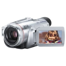 Panasonic PV-GS500 4MP 3CCD MiniDV Camcorder with 12x Optical Image Stabilized Zoom
