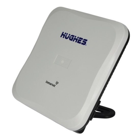 Hughes 9202 BGAN Land Portable Satellite Internet Terminal w/ WiFi Rental