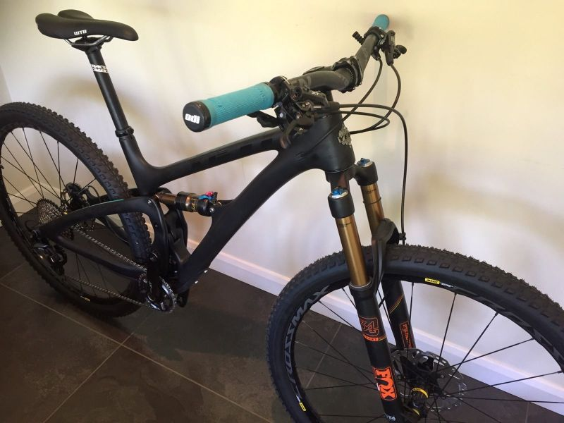 2017 YETI SB4.5 29' Mountain Bike