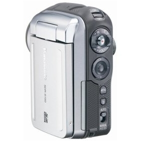 Panasonic SDR-S150 3.1MP 3CCD MPEG2 Camcorder w/10x Optical Zoom