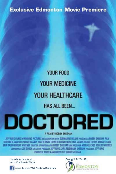 """Doctored"" the Movie: Take BACK your Health!"