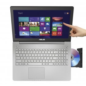 ASUS N550JK-DS71T 15.6' Full-HD Touchscreen Quad Core i7 Laptop