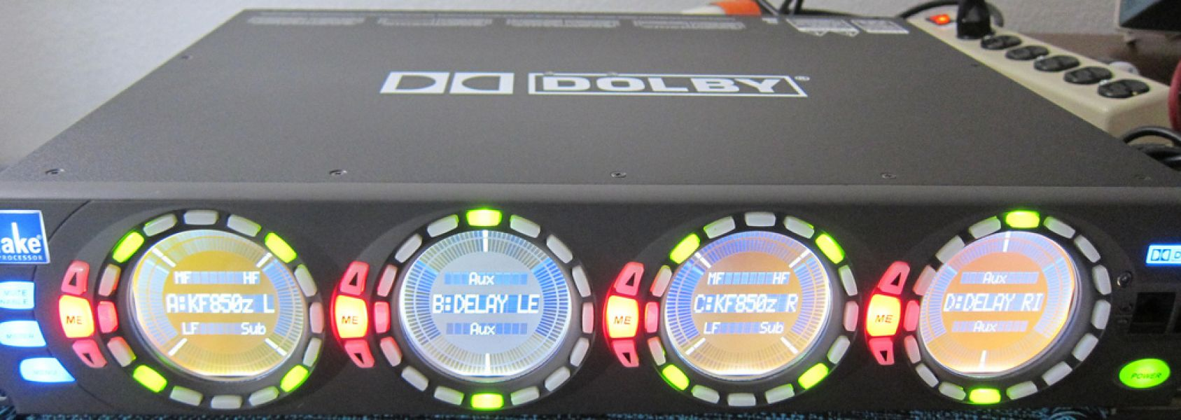 Dolby Lake LP4D12 Processor DLP---2200$