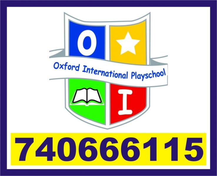 Oxford Preschool | RT Nagar | Short Term Course  | 1369