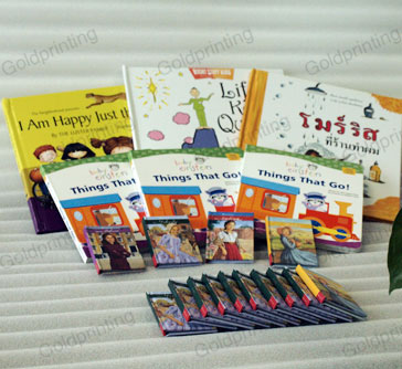 Children's Book Printing | Books Printing | Puzzles Book Printing