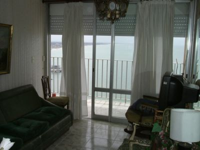MAR DEL PLATA -ARGENTINA-FULL VIEW ATLANTIC OCEAN -APT  in 39 th FLOOR