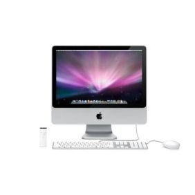 Apple iMac Desktop with 24-inch Display MB325LL/ A------365usd