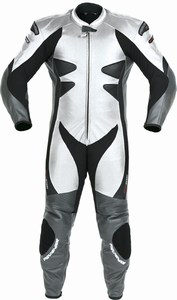 NEW Streetz Full Leather Racing Suit