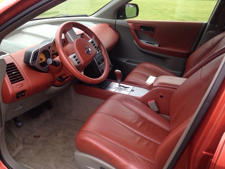 Nissan Rogue Select >> 2004 Nissan Murano SL AWD