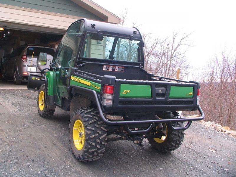 Craigslist Green Bay >> = $4, 250 = 2011 John Deere Gator 825i w/ Plow