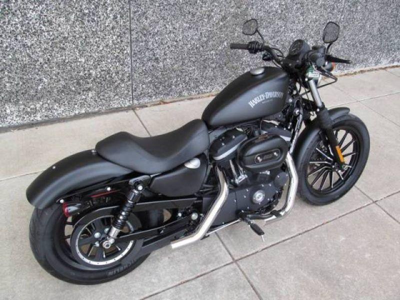 2012 Black Harley XL883N Sportster Nightster for sale