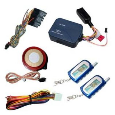 *SPECIAL DISCOUNT* 2 Way Motorcycle Pager Alarm - Zariz Cycle
