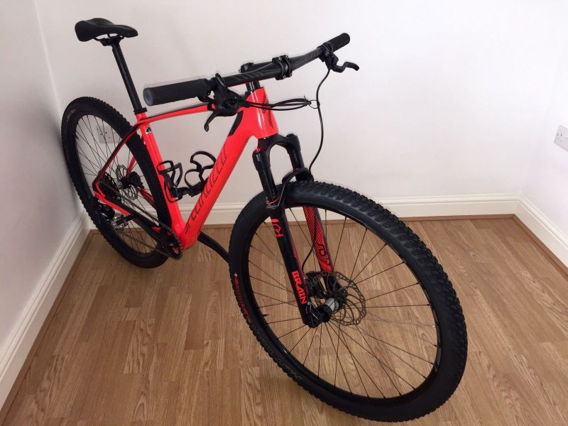Specialized Epic FSR S-Works Carbon 29er 2014
