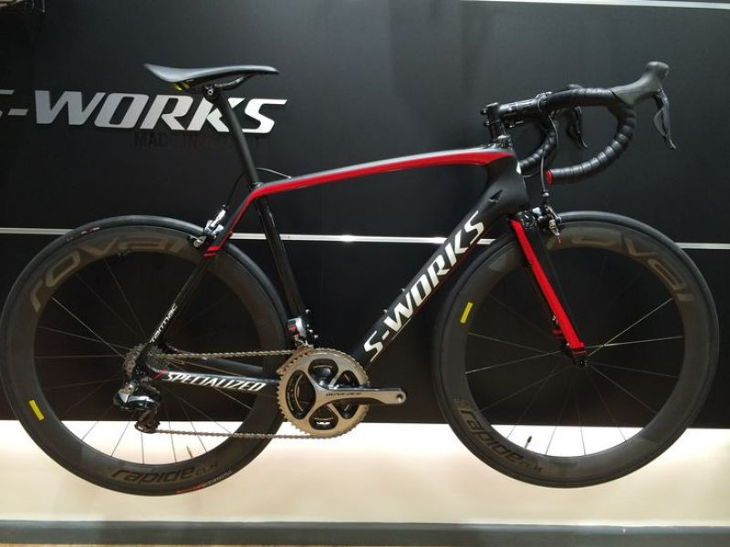 2016 SPECIALIZED S-WORKS TARMAC DI2