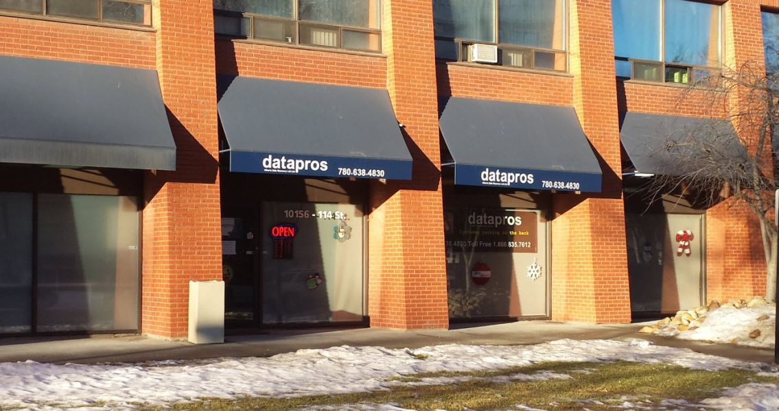Datapros - Data Recovery. It's What We Do!