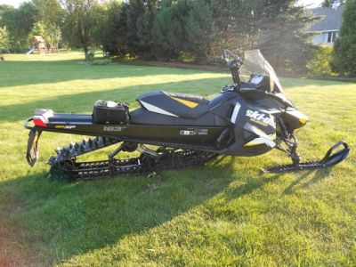 2012 Ski-Doo SUMMIT X 800R 163