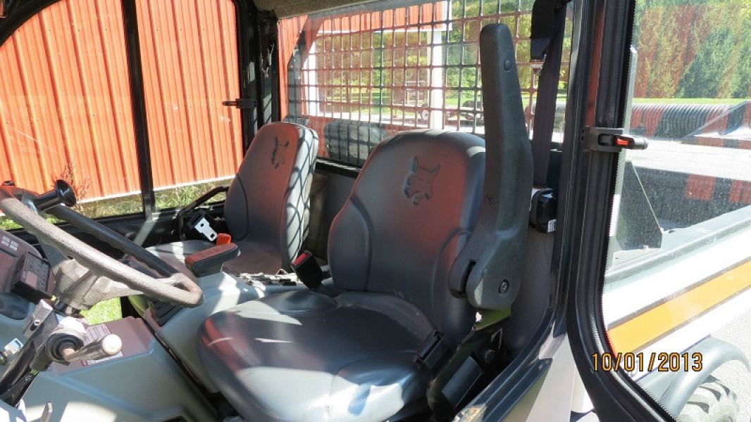 Bobcat Of Brantford >> 2003 Bobcat Toolcat 5600 Skid Steer Loader