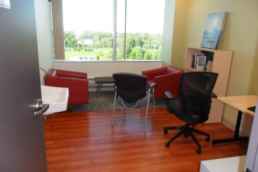 Excellent Sublease Opportunity at 1145 Hunt Club Road, 6th Floor