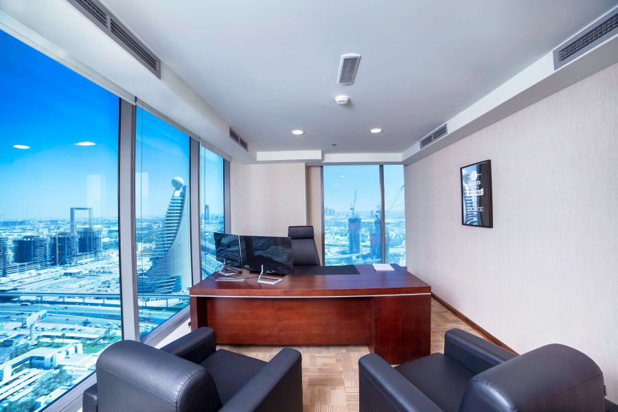 Serviced Office in Dubai | The Executive Lounge