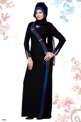 Beautiful Abaya Designs at Reasonable Price