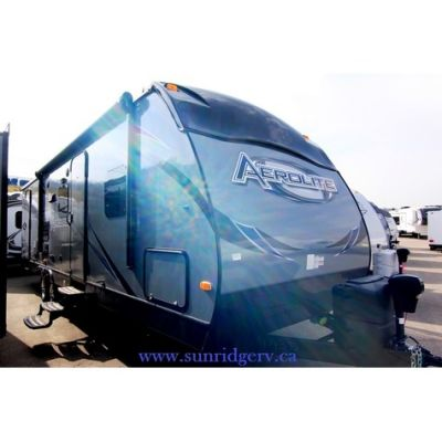 2014 Aerolite 282DBHS, Travel Trailer - $29,995.00