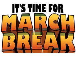 MARCH BREAK! Spend it with family while we clean!