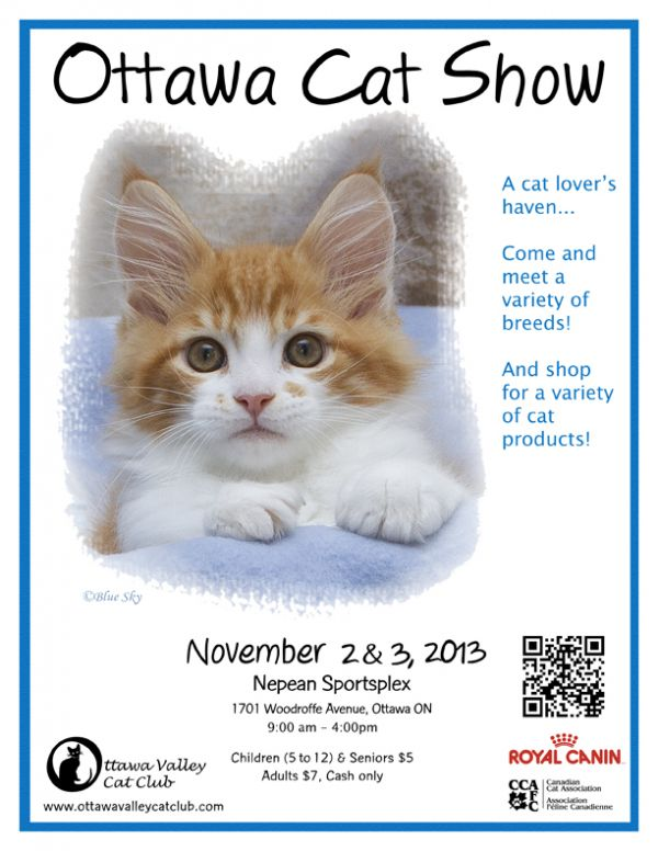 Ottawa Cat Show