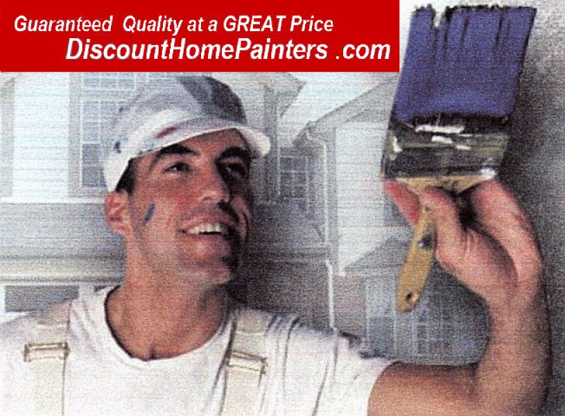 Our name says it all  - Discount Home Painters