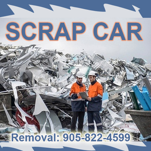 Scrap Car Removal Phil 905-822-4599 FREE TOWING