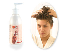 Award winning shampoo for healthy nourished scalp and hair