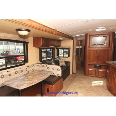 2013 Radiance 28QBSS, Travel Trailer - $27,995.00
