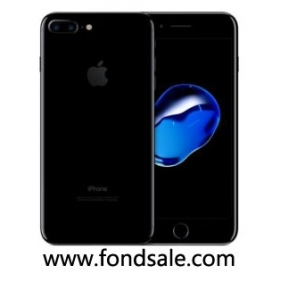 Apple iPhone 7 Plus (Latest Model) - 256GB - Jet Black (Unlocked) Smartphone