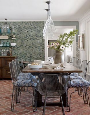 OLD TERRACOTA - ANTIQUE TERRACOTTA  - STYLE LIVING - ANTIQUE FLOOR - OLD TILES- / LUXURYSTYLE.ES