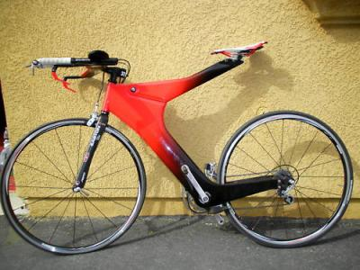 Zipp 2001 tri bike triathlon road bike