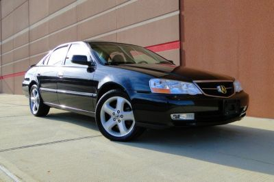 ACURA TL 3.2 S-TYPE NAVIGATION 78K MILES 2003