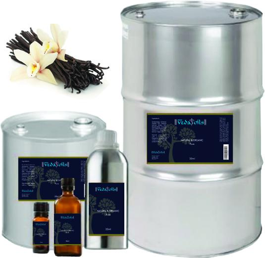 Buy Vanilla Essential Oil Online at VedaOils