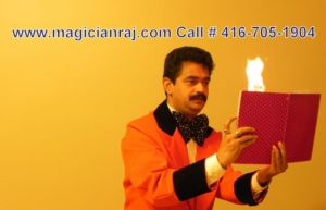 BIRTHDAY MAGICIAN TO MAKE YOUR CHILD'S BIRTHDAY A MEMORABLE EVENT.