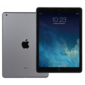 New Apple iPad Air Gray 9.7' Retina Display A7 32GB iOS Wi-Fi MD786LL