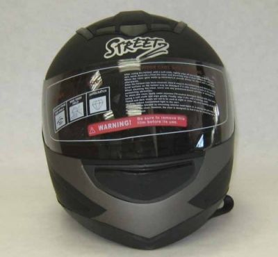 *NEW* Streetz Full Face Fighter Helmet *SPECIAL PRICE*