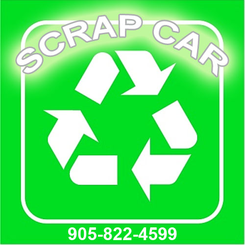 Scrap Car Removal  💗 Phil 905-822-4599 FREE TOWING