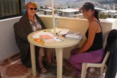 SPANISH FOR FOREIGNERS IN QUITO ECUADOR
