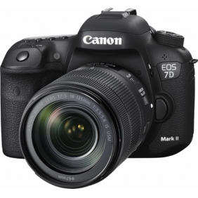 Canon - EOS 7D Mark II DSLR Camera with EF-S 18-135mm IS STM Lens